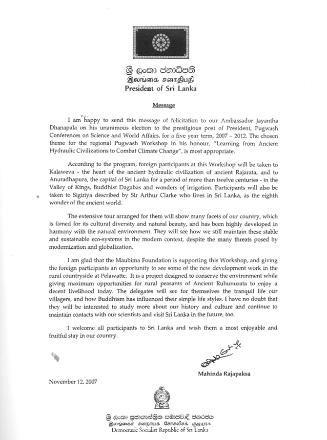 Welcome letter from the president modern language mandegarfo welcome letter from the president modern language altavistaventures Images